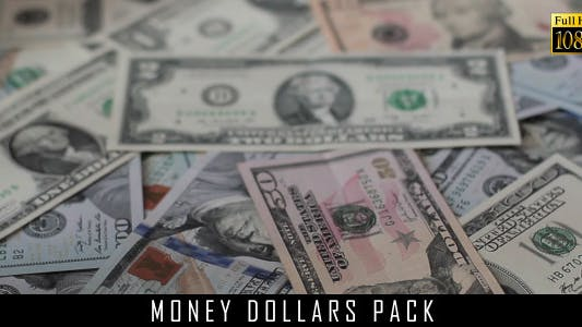 Thumbnail for Money Dollars Pack 3