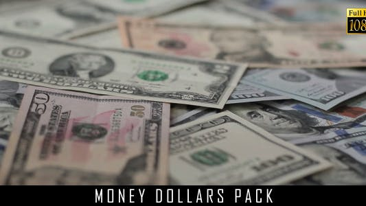 Cover Image for Money Dollars Pack 7