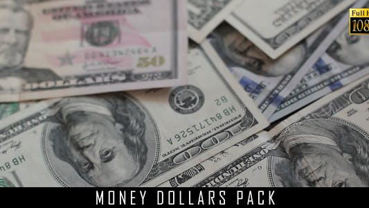 Thumbnail for Money Dollars Pack 11