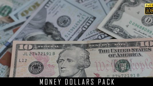 Thumbnail for Money Dollars Pack 12