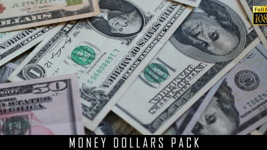 Cover Image for Money Dollars Pack 13