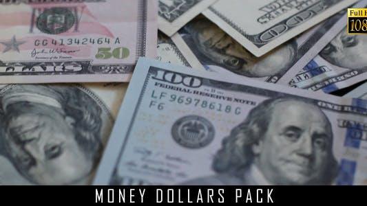 Thumbnail for Money Dollars Pack 14
