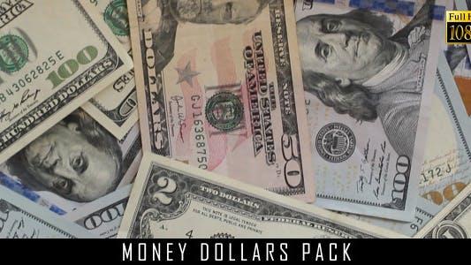 Thumbnail for Money Dollars Pack 16
