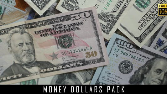 Cover Image for Money Dollars Pack 17