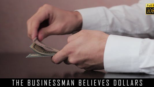Thumbnail for The Businessman Believes Dollars 9