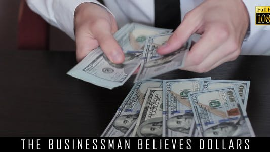 Thumbnail for The Businessman Believes Dollars 10