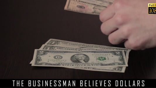 Thumbnail for The Businessman Believes Dollars 11