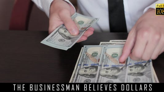 Thumbnail for The Businessman Believes Dollars 12
