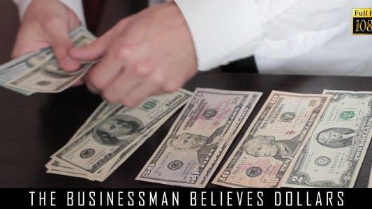 Thumbnail for The Businessman Believes Dollars 13