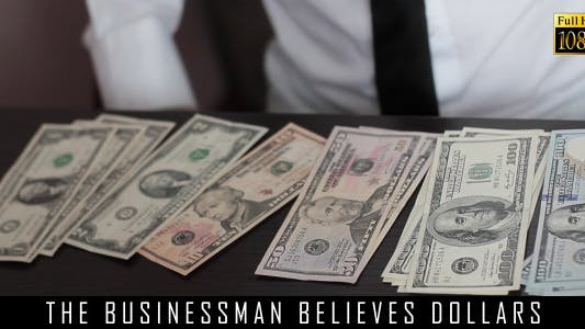 Thumbnail for The Businessman Believes Dollars 14