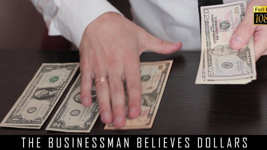 Thumbnail for The Businessman Believes Dollars 15