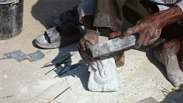 Sidewalk Sculptor