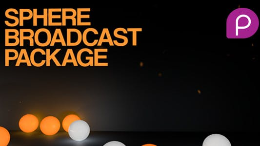 Thumbnail for Sphere Broadcast Package