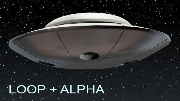 Thumbnail for Hovering UFOs With Alpha