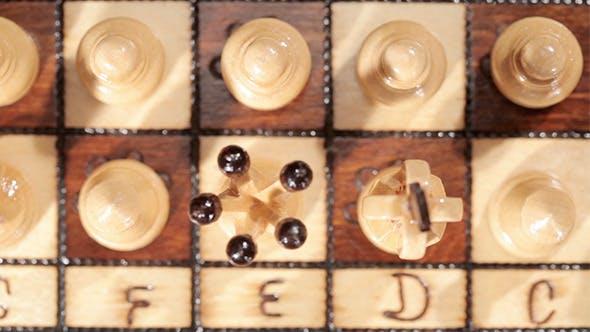 Thumbnail for Chess Game White Pieces