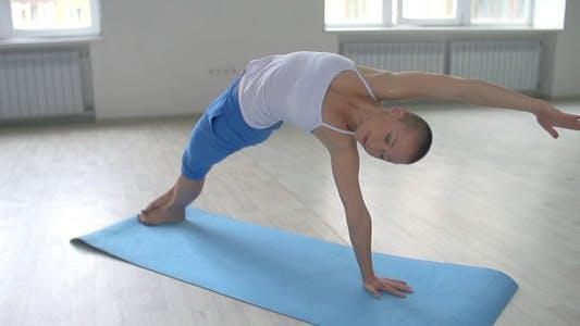 Thumbnail for Side Angle Plank