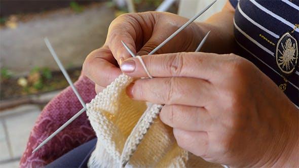Thumbnail for Knitting Socks