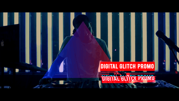 Thumbnail for Digital Glitch Promo