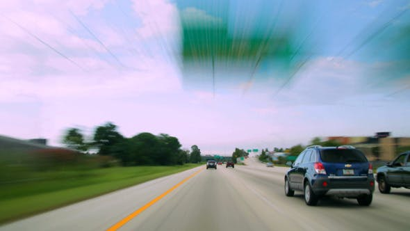 Thumbnail for Road Rage Cameracar to Downtown Orlando