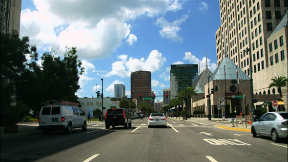 Thumbnail for Road Rage Driving to Downtown Orlando