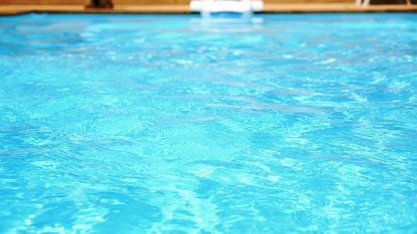 Thumbnail for Blue Swimming Pool