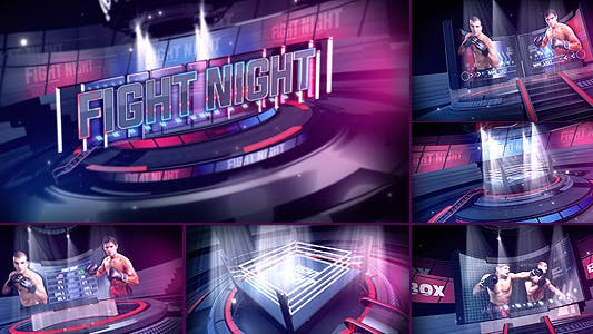 Thumbnail for Fight Night Broadcast Package