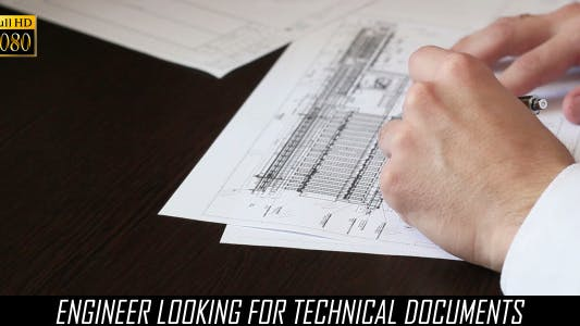 Cover Image for Engineer Looking For Technical Documents