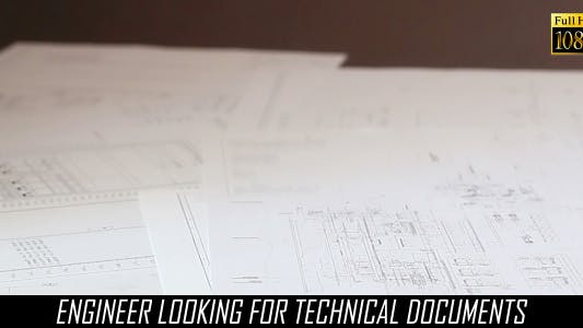 Cover Image for Engineer Looking For Technical Documents 5