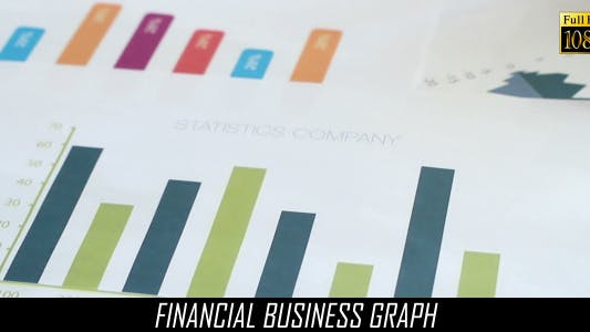 Cover Image for Financial Business Graph 5
