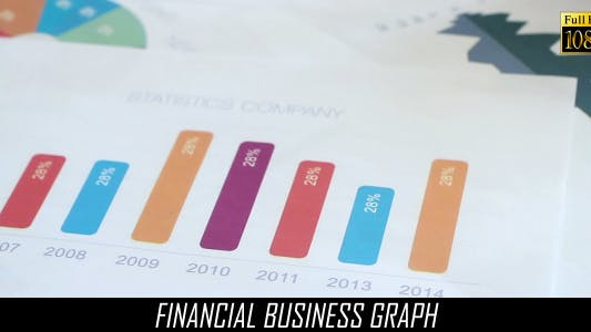 Thumbnail for Financial Business Graph 6