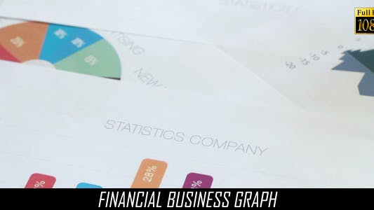 Cover Image for Financial Business Graph 7