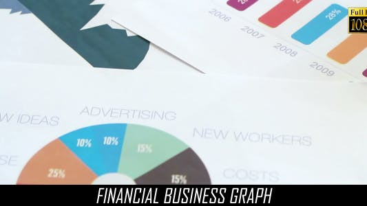 Cover Image for Financial Business Graph 8
