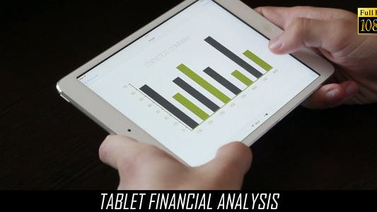 Thumbnail for Tablet Financial Analysis