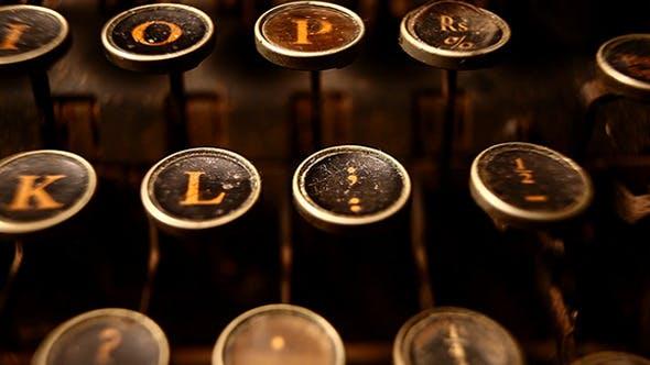 Thumbnail for Vintage Typewriter 7