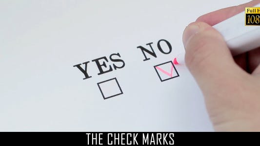 Thumbnail for The Check Marks 2