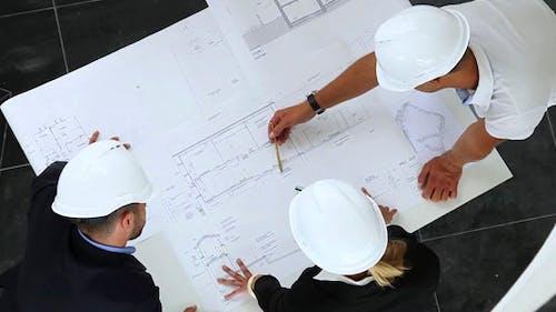 Architect-und Builder-Besprechung