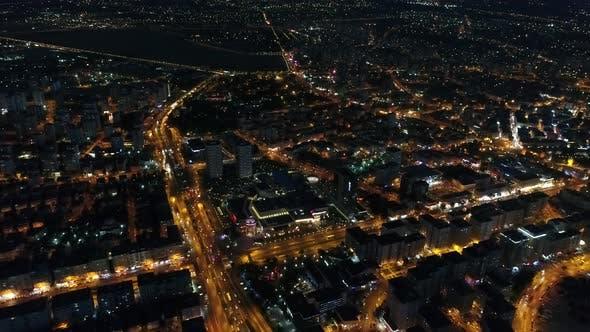 Thumbnail for Modern City Night