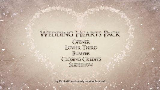 Wedding Hearts