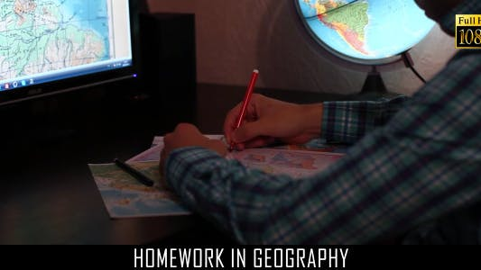 Cover Image for Homework In Geography