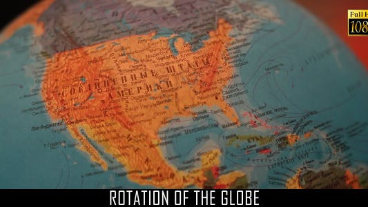 Cover Image for Rotation Of The Globe