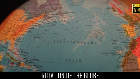 Thumbnail for Rotation Of The Globe 3