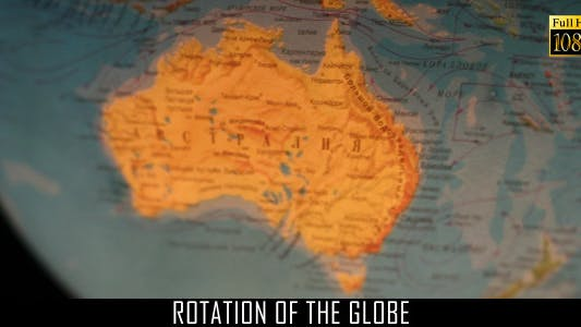 Thumbnail for Rotation Of The Globe 4
