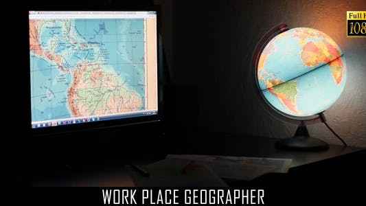 Cover Image for Work Place Geographer