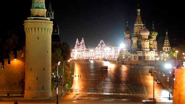 Thumbnail for Moscow Kremlin 1