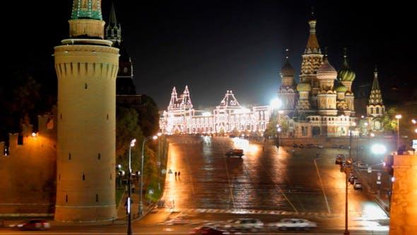 Thumbnail for Moskauer Kreml Nacht 1