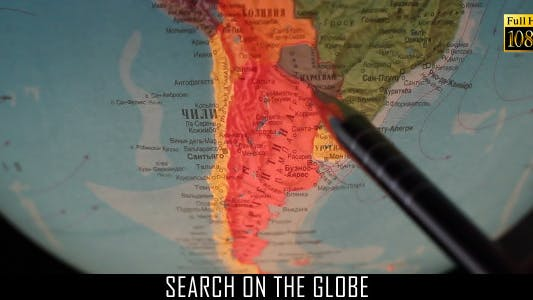 Cover Image for Search On The Globe 2