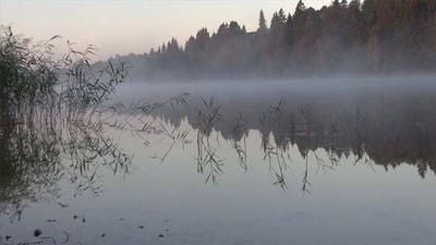 The Lake And The Mist