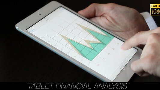 Cover Image for Tablet Financial Analysis 8