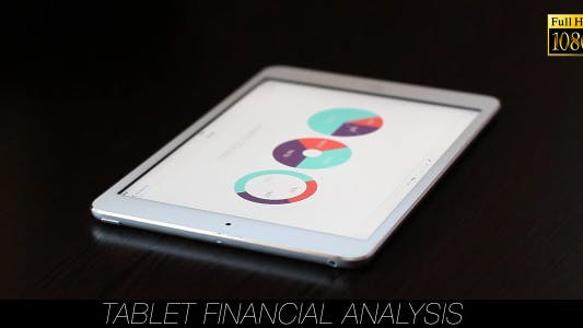 Cover Image for Tablet Financial Analysis 11