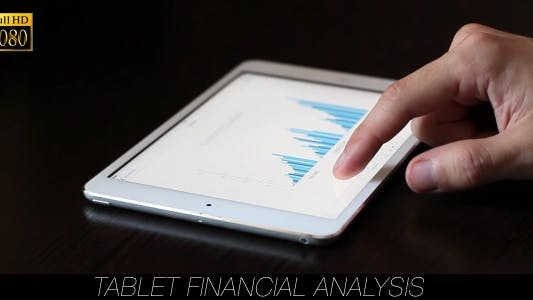 Cover Image for Tablet Financial Analysis 12
